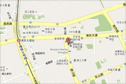 北京航空航天大学地图